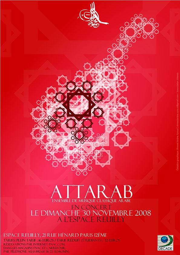 Affiche ATTARAB